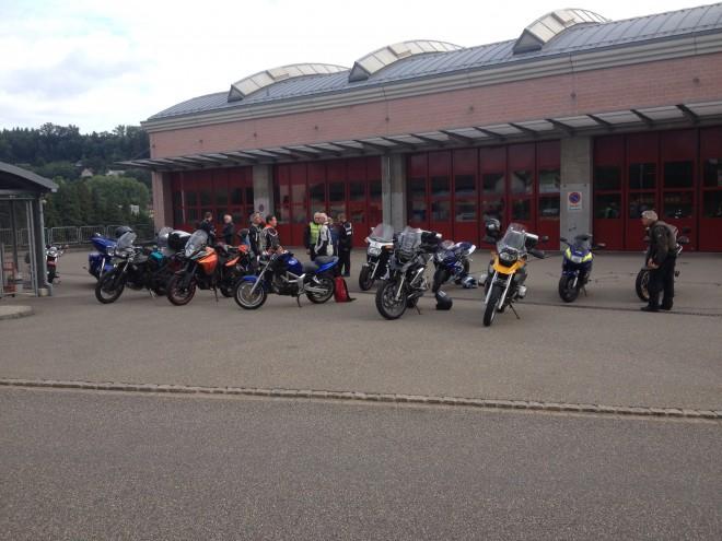 Motorradreise 15./16.7.17 – ein Traum!