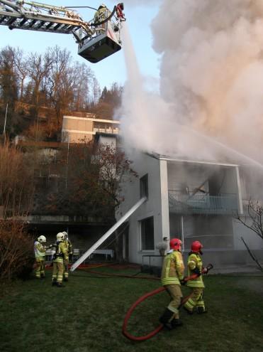 Brand-Gross am Brugger Berg