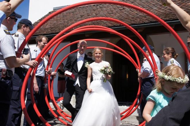 Hochzeit von Seraina und Andi